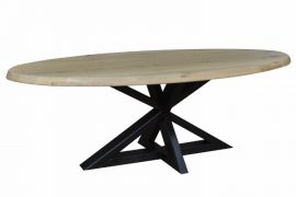Vermeer tafel Dax Ovaal