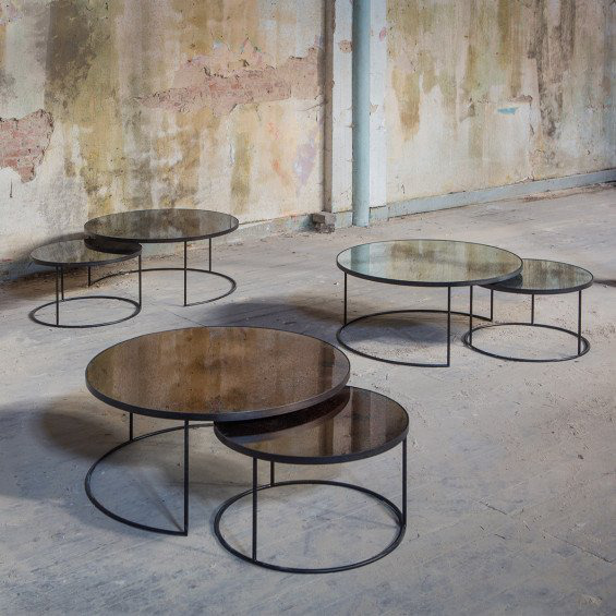 Ethnicraft Nesting Coffee Table Eclips Assen