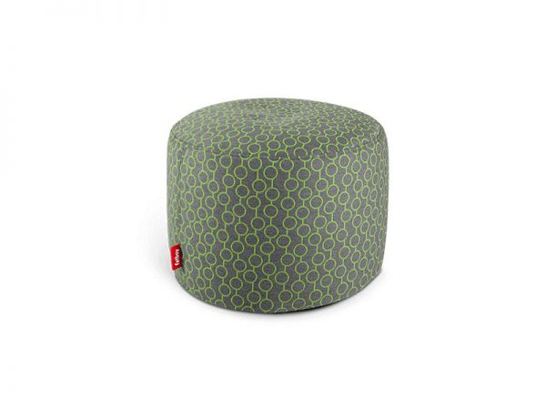 Fatboy Poef Point Deluxe Circles Green