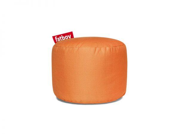 Fatboy Point Stonewashed Poef Orange